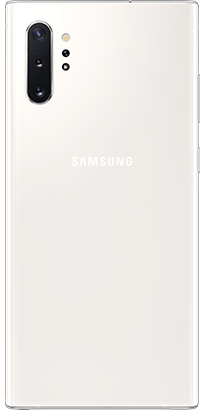 Logo-Galaxy Note 10+ Back
