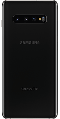 Logo-Galaxy S10+ Back