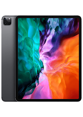 Logo-iPad Pro 12.9 Inch 2020 Space Gray