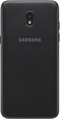 Logo-Samsung Galaxy J3 Top Back