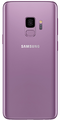 Logo-Galaxy S9 Back