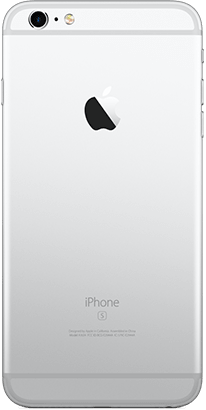 Logo-iPhone 6s Back