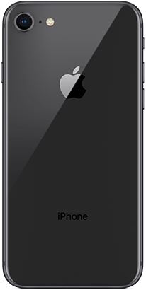 Logo-iPhone 8 Back