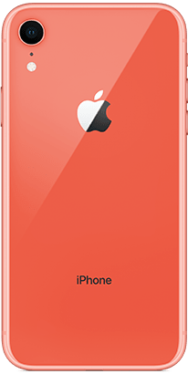 Logo-iPhone Xr Back